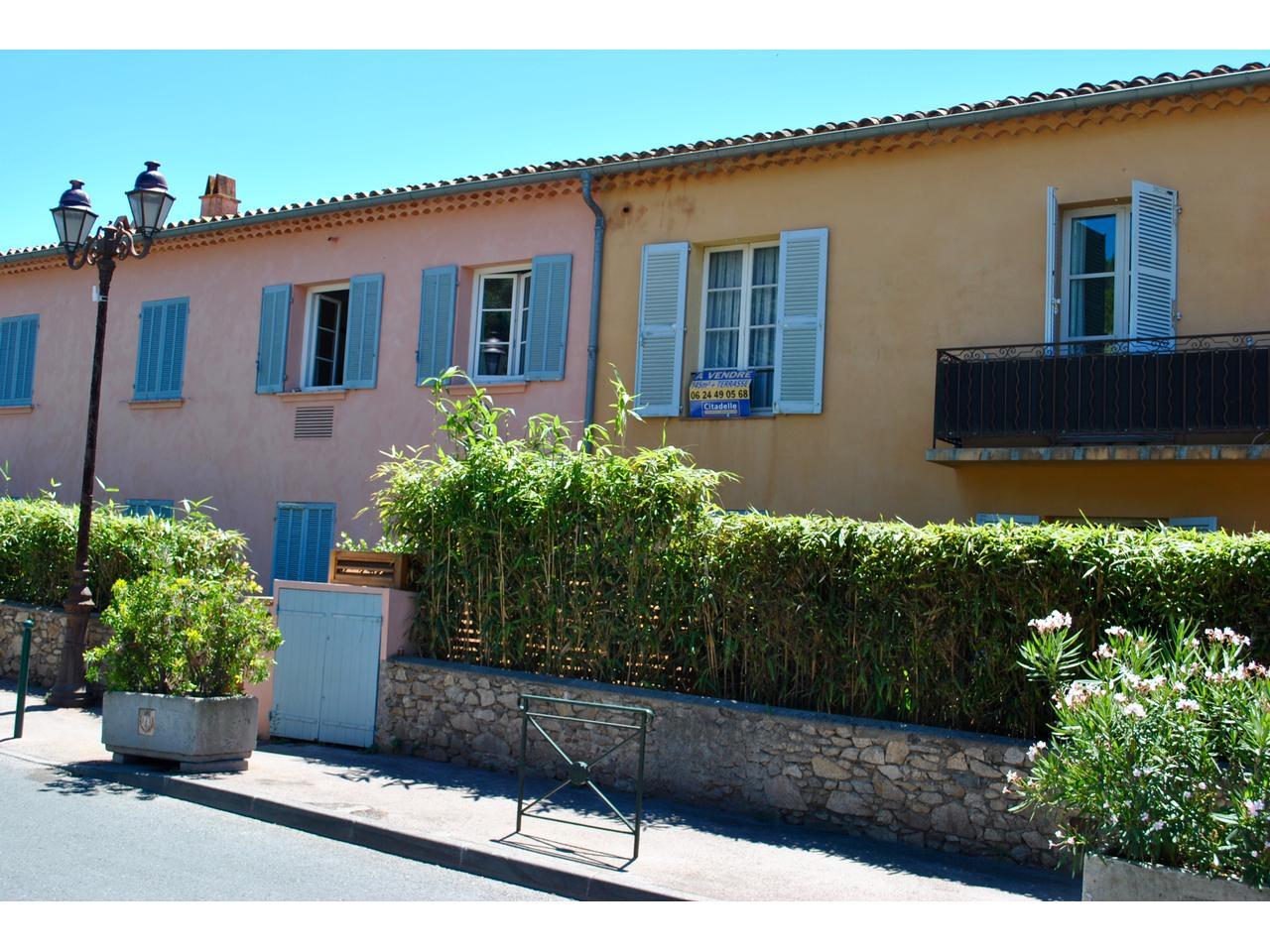 Immobilier Appartement St Tropez Alternative A Maison De